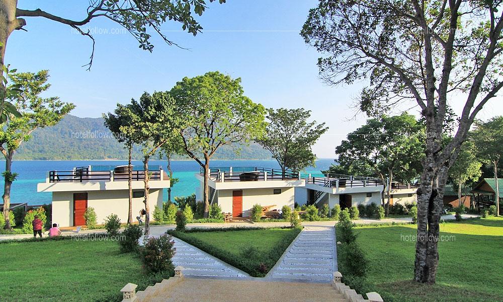 รูปของโรงแรม โรงแรม เม้าเทิร์น รีสอร์ท เกาะหลีเป๊ะ