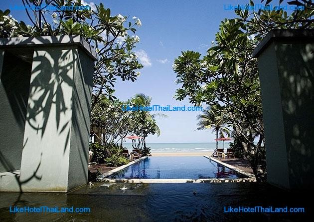 รูปของโรงแรม โรงแรม ประเสบัน รีสอร์ท ปราณบุรี