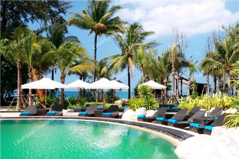 โรงแรม ไม้ขาว ดรีม วิลล่า  รีสอร์ท แอนด์ สปา, นาใต้บีช