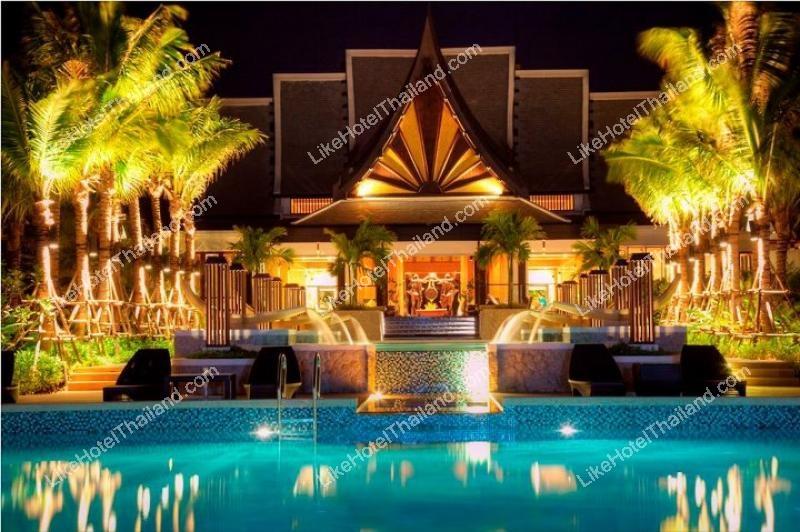 รูปของโรงแรม โรงแรม ไม้ขาว ดรีม วิลล่า  รีสอร์ท แอนด์ สปา, นาใต้บีช