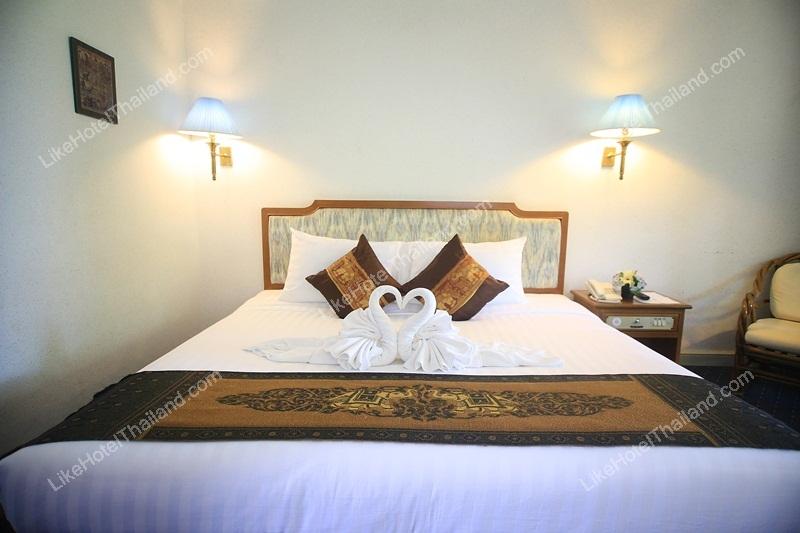 รูปของโรงแรม โรงแรม เวียงอินทร์ ริเวอร์ไซด์ รีสอร์ท (ชื่อเดิม ริมกก รีสอร์ท)
