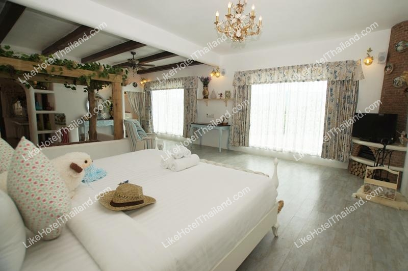 Junior Suite Villa