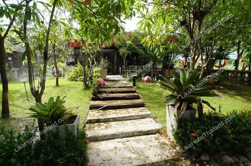 โรงแรม แพรดาวรีสอร์ท สวนผึ้ง ราชบุรี
