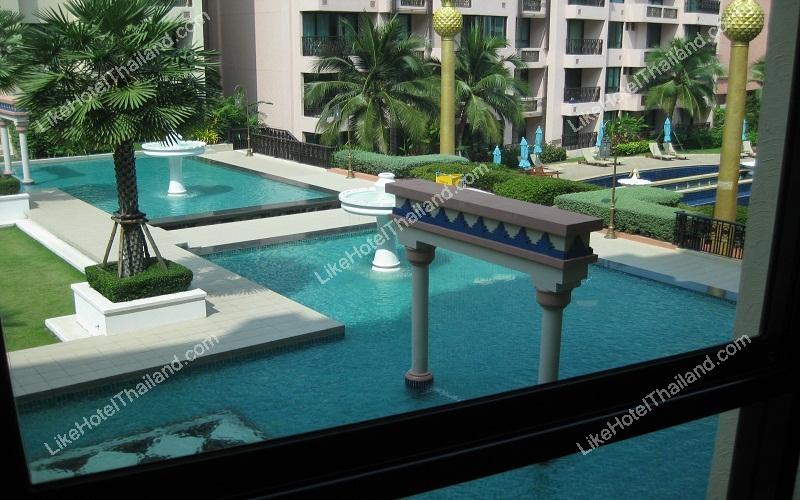 One Bedroom Pool View