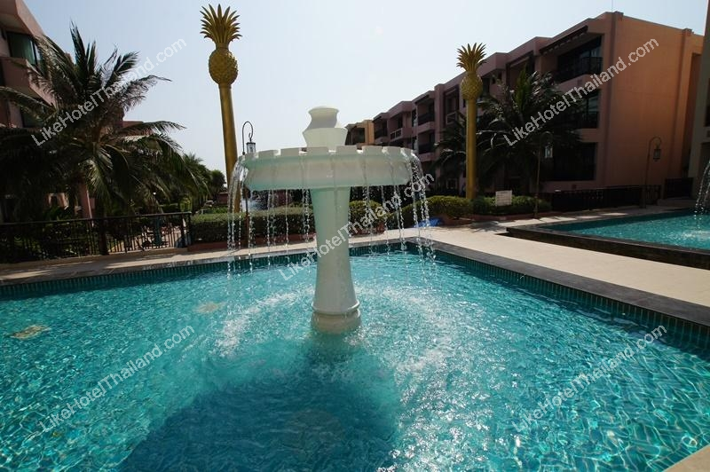 รูปของโรงแรม โรงแรม มาราเกซ เรสซิเดนซ์ หัวหิน