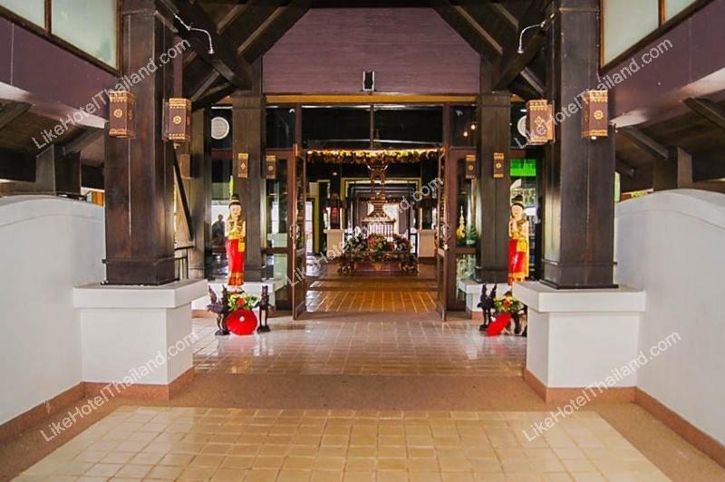 รูปของโรงแรม โรงแรม กรีนเลค รีสอร์ท เชียงใหม่
