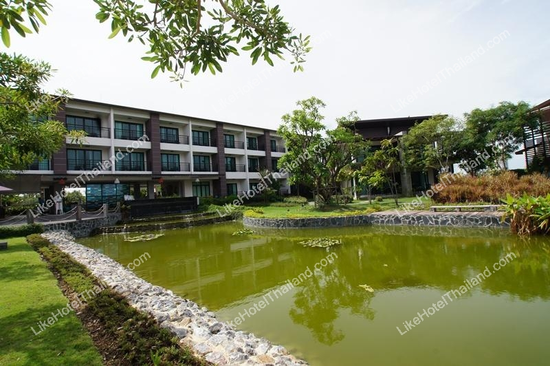 รูปของโรงแรม โรงแรม ไอธารา รีสอร์ท แอนด์ สปา หาดเจ้าสําราญ