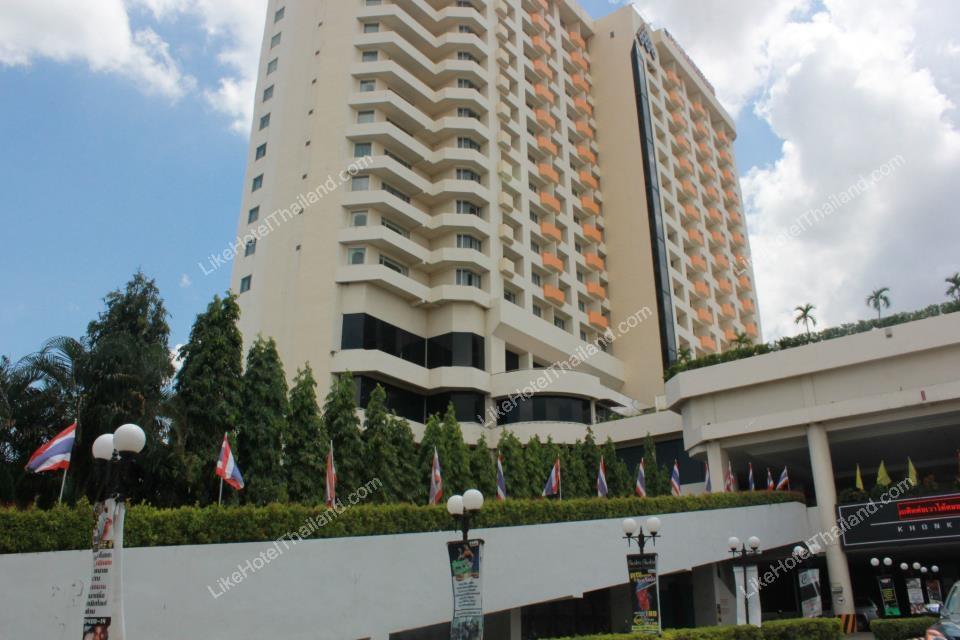 โรงแรม เจริญธานี ขอนแก่น