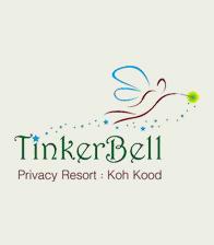รูปโลโก้ ของ โรงแรม ทิงเกอร์เบลล์ ไพรเวซี่ รีสอร์ท 5 ดาว ติดทะเลเกาะกูด