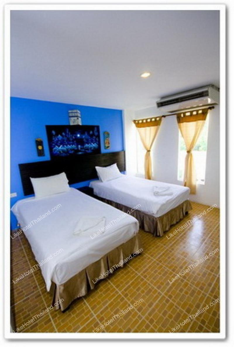รูปของโรงแรม โรงแรม  เดอะ พาเลซ อ่าวนาง รีสอร์ท