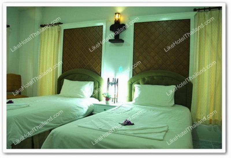 รูปของโรงแรม โรงแรม ลันตาพาเลช รีสอร์ท แอนด์ บีชคลับ