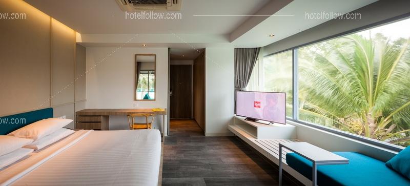 รูปของโรงแรม โรงแรม บ้านพันทาย รีสอร์ท ชะอำ
