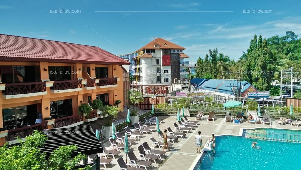 รูปของโรงแรม โรงแรม อัญญาวี บ้านอ่าวนาง รีสอร์ท ชื่อเดิม เบสท์เวสเทิร์น บ้านอ่าวนาง รีสอร์ท
