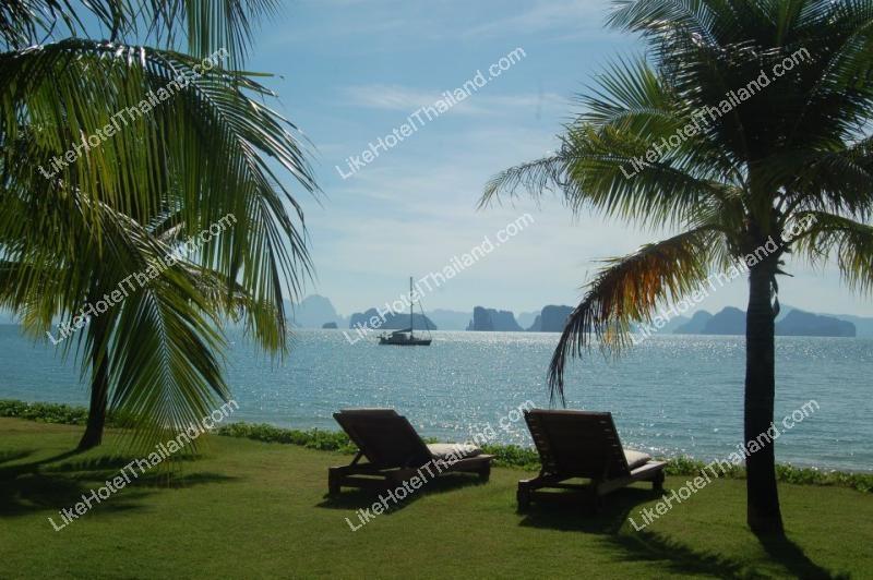 โรงแรม เกาะยาว ไอส์แลนด์ รีสอร์ท