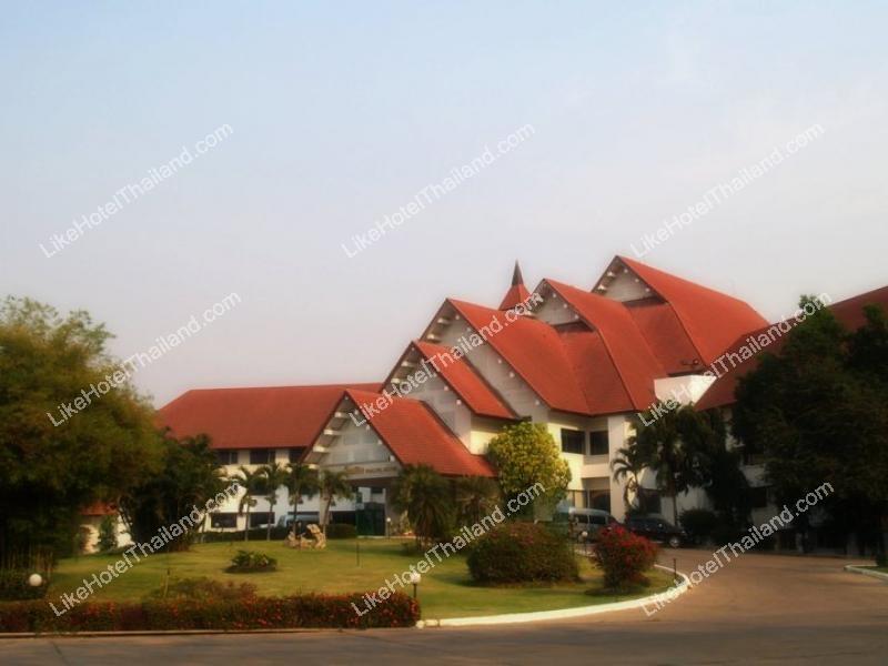 รูปของโรงแรม โรงแรม ไพลิน สุโขทัย {ใกล้อุทยานประวัติศาสตร์ 4 กม.}