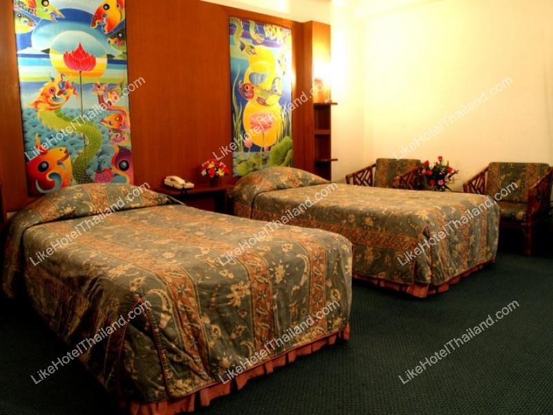 โรงแรม ไพลิน พิษณุโลก