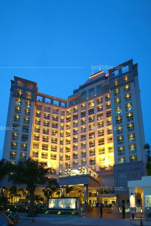 โรงแรม เคป ราชา ศรีราชา จังหวัดชลบุรี