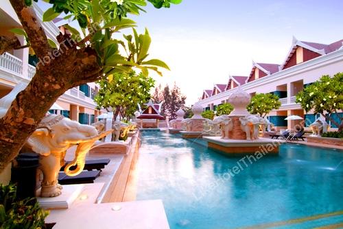รูปของโรงแรม โรงแรม แกรนด์แปซิฟิก ซอฟเฟอริน รีสอร์ท แอนด์ สปา