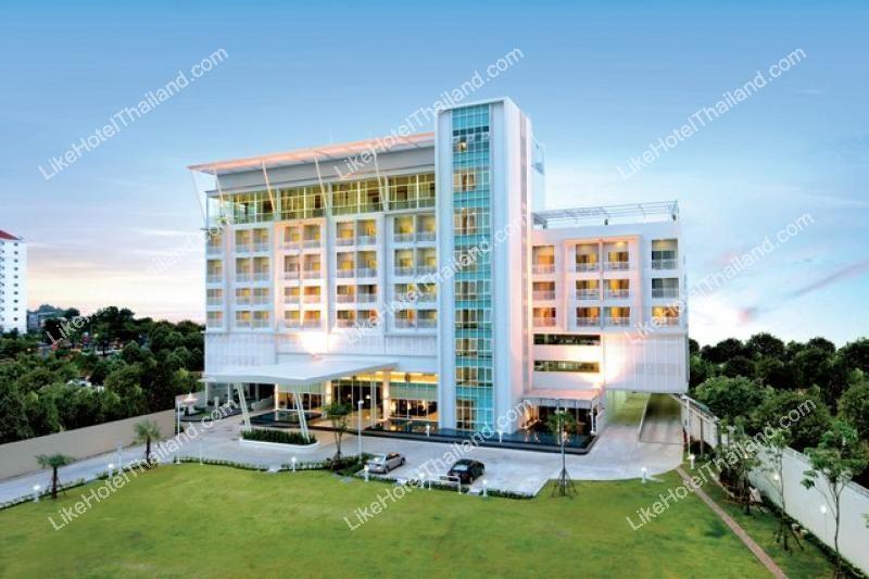โรงแรม คามิโอ แกรนด์  ชื่อเดิม คามิโอ เฮ้าส์ โฮเทล ระยอง