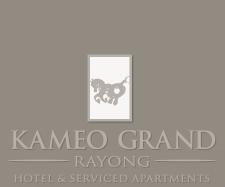 รูปโลโก้ ของ โรงแรม คามิโอ แกรนด์  ชื่อเดิม คามิโอ เฮ้าส์ โฮเทล ระยอง