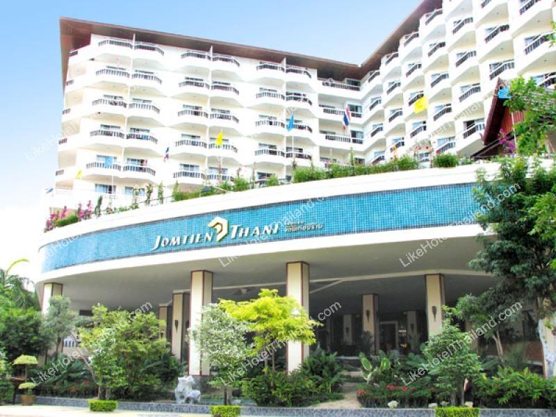 โรงแรม จอมเทียนธานี พัทยา หาดจอมเทียน