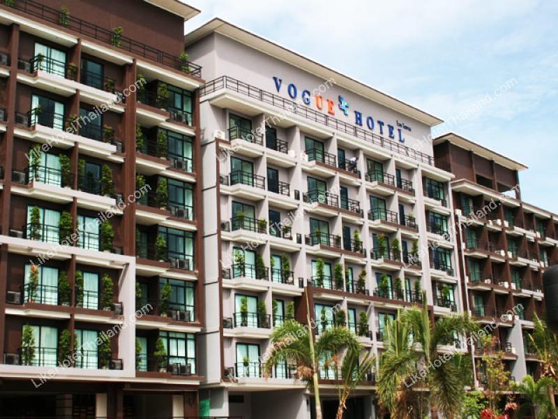 โรงแรม โว้คพัทยา ชลบุรี