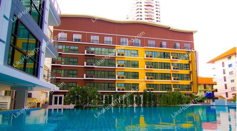 โรงแรม นีโอ พัทยาใต้ หาดจอมเทียน