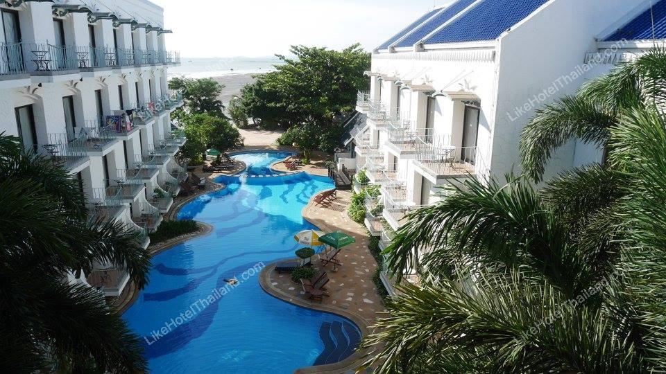 โรงแรม นาเกลือ บีช รีสอร์ท พัทยา