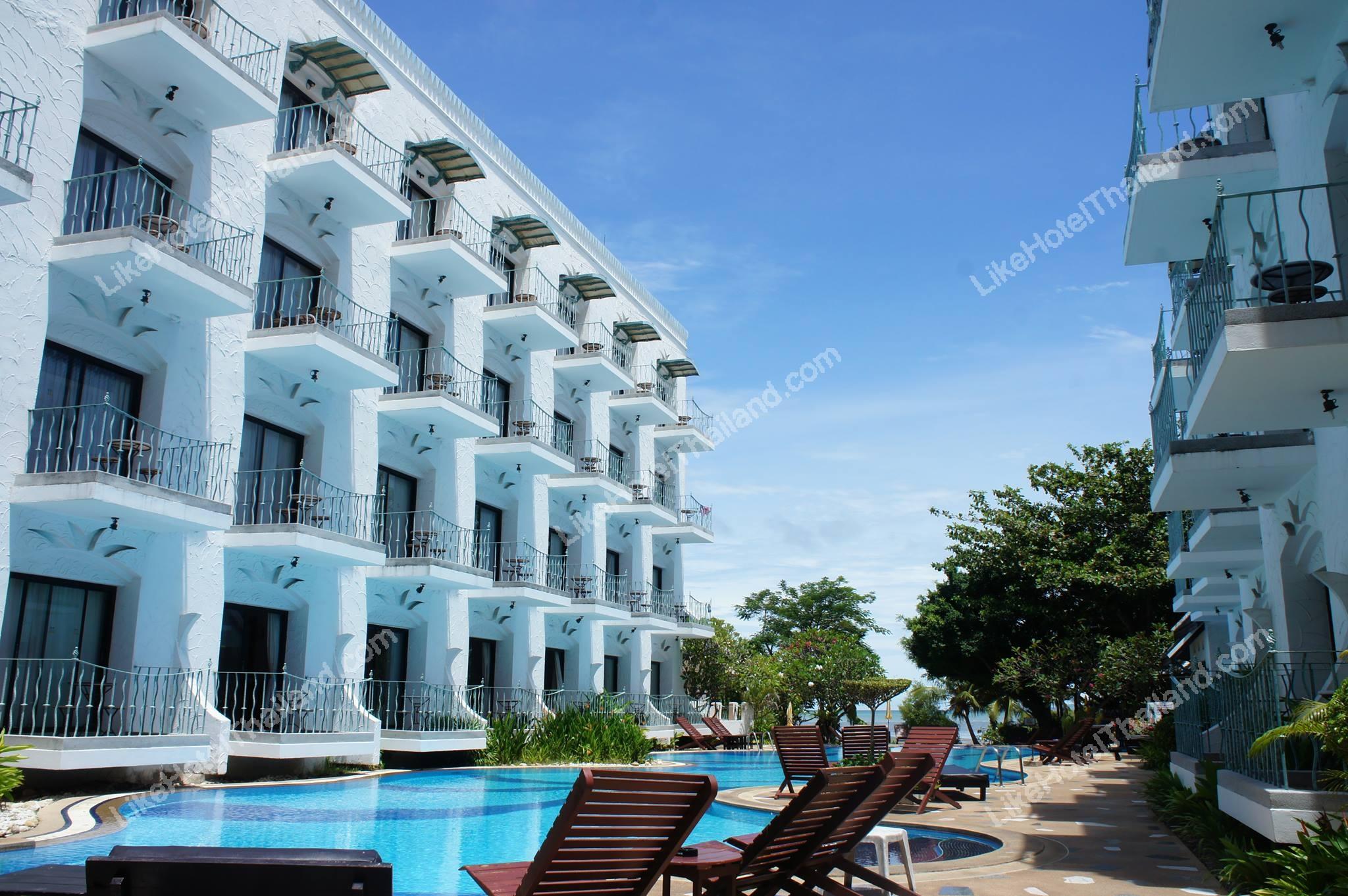 รูปของโรงแรม โรงแรม นาเกลือ บีช รีสอร์ท พัทยา