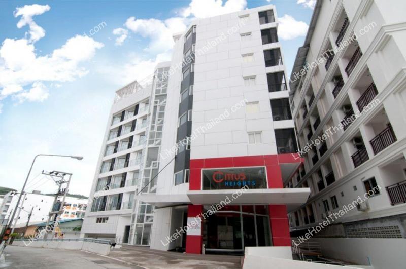โรงแรม ซิตรัส ไฮท์ ป่าตอง ภูเก็ต