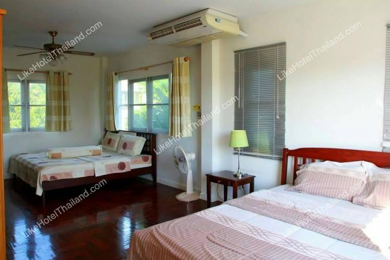 รูปของโรงแรม โรงแรม บ้านเยี่ยมอนันต์ หัวหิน พูลวิลล่า ( 3 ห้องนอน สระส่วนตัว ทำอาหารได้ ใกล้เพลินวาน )