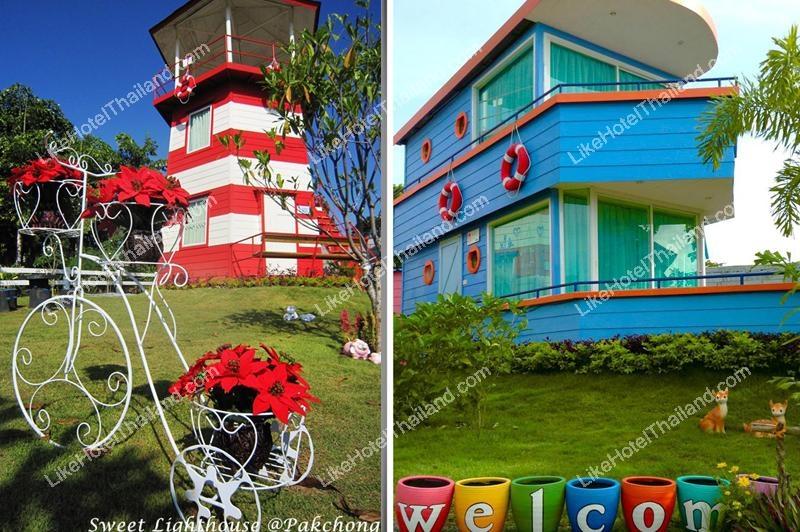 รูปของโรงแรม โรงแรม สวีท ไล้ท์เฮ้าส์ โฮมสเตย์ ปากช่อง