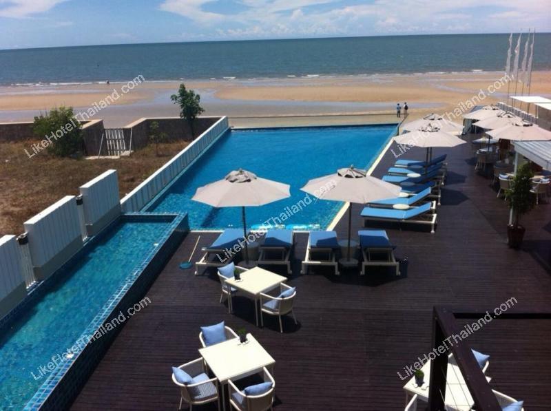 รูปของโรงแรม โรงแรม เดอะร็อค หัวหิน บูติค บีช รีสอร์ท