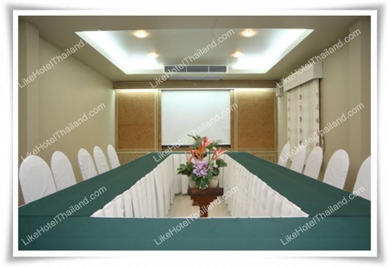 รูปของโรงแรม โรงแรม ม่อนฟ้าใส โฮม รีสอร์ท เชียงราย