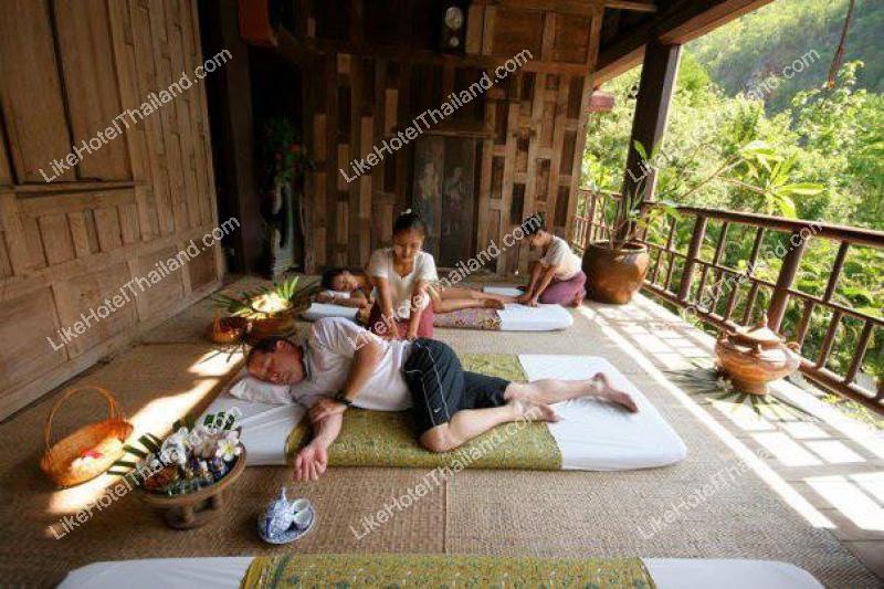 รูปของโรงแรม โรงแรม ริเวอร์แคว รีโซเทล ไทรโยค กาญจนบุรี (ติดแม่น้ำ)
