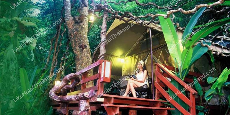 Luxury Tented Villa