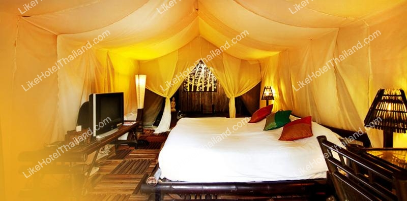 Luxury Tented Villa