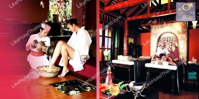 รูปของโรงแรม โรงแรม สุกันทรา แคสเคด รีสอร์ท แอนด์ สปา เชียงใหม่