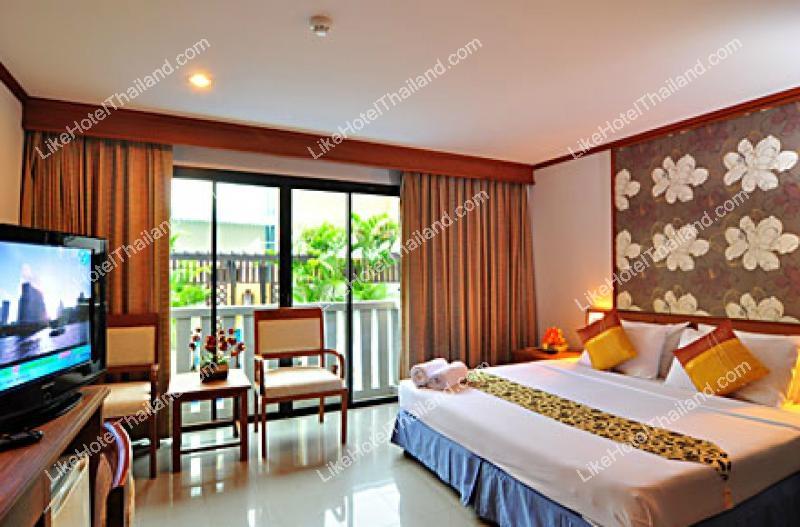 รูปของโรงแรม โรงแรม รัตนา บีช หาดกะรน ภูเก็ต