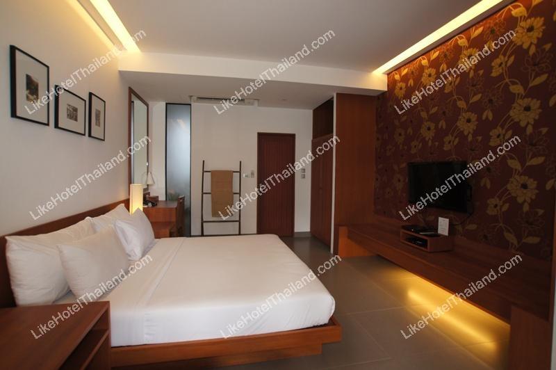 รูปของโรงแรม โรงแรม ตรีชวา รีสอร์ท คลองวาฬ ประจวบคีรีขันธ์