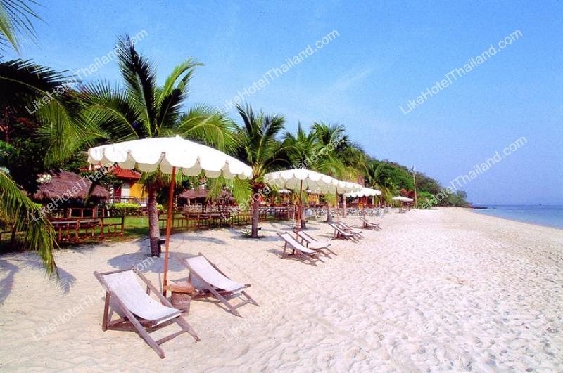 โรงแรม หมู่บ้านทะเล รีสอร์ท บ้านเพ เกาะเสม็ด