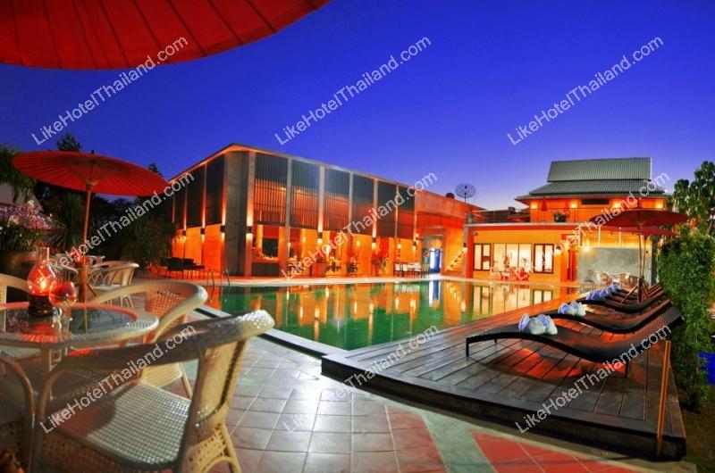 รูปของโรงแรม โรงแรม ปุณยมันตรา รีสอร์ท แม่จัน เชียงราย