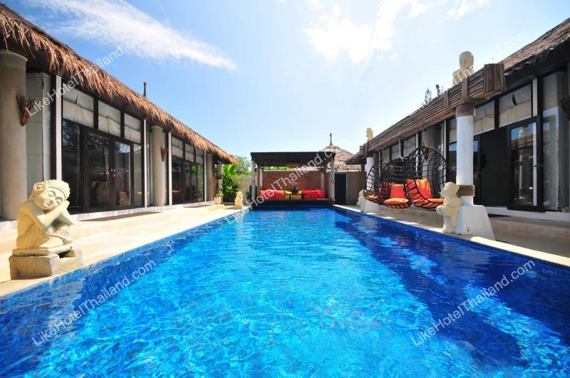 Royal Suite Pool Villa Four Bedrooms