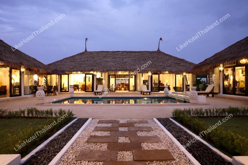 Royal Suite Pool Villa Three Bedrooms