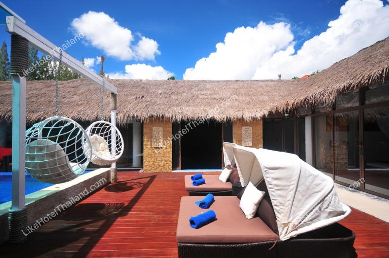 The Residence 5 Bedrooms Pool Villa