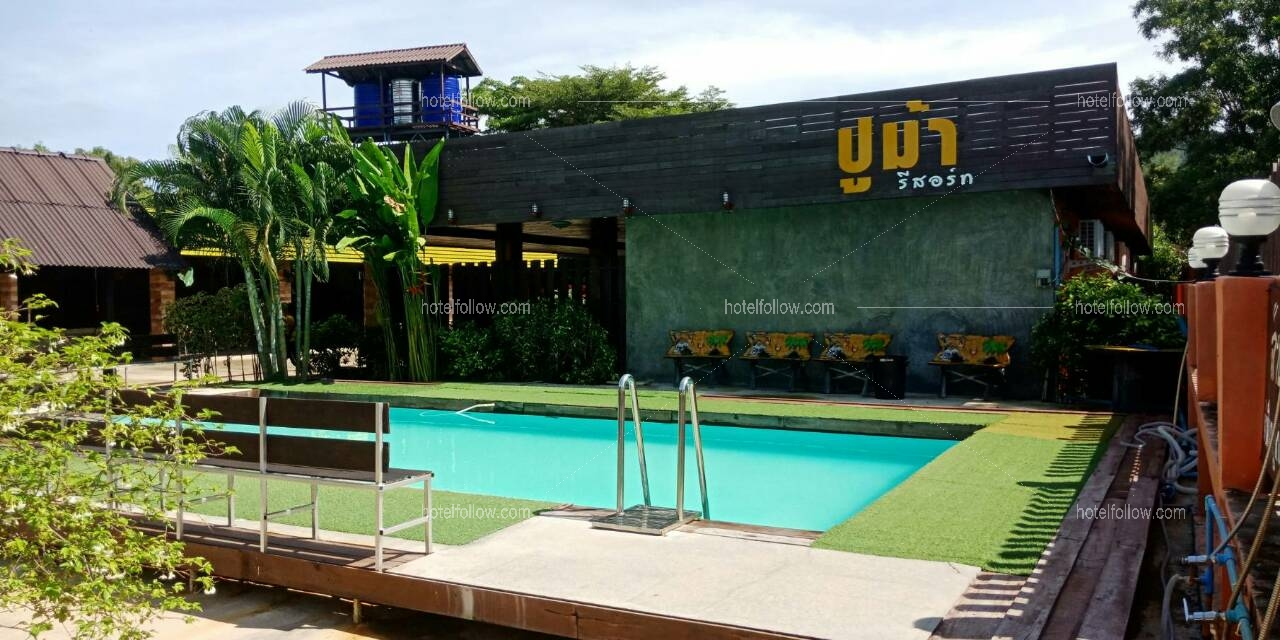 โรงแรม ปูม้ารีสอร์ท หาดเจ้าหลาว จันทบุรี