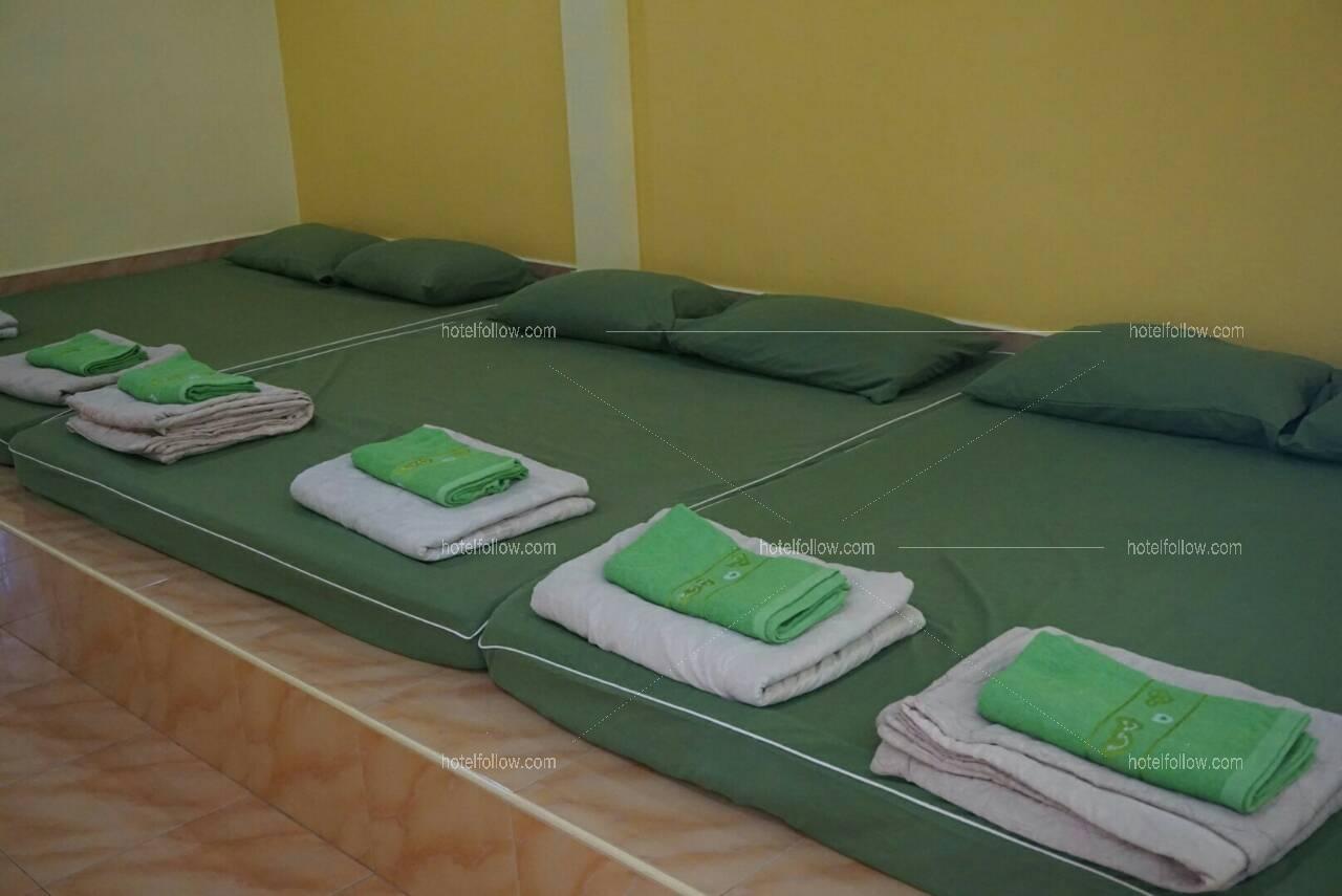 Zone C บ้านพัก 2 ห้องนอน 2 ห้องน้ำ พัก 12 ท่าน