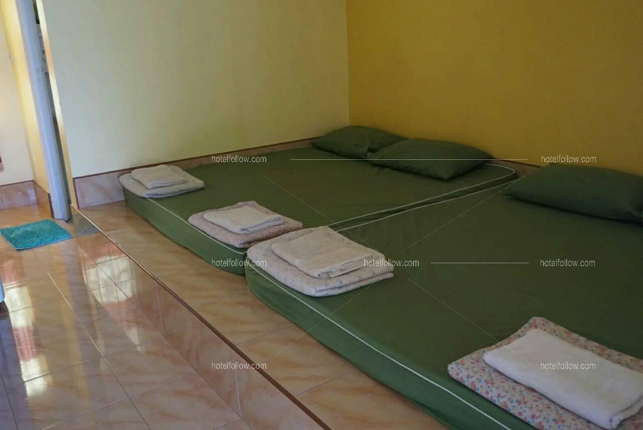 Zone C บ้านพัก 2 ห้องนอน 2 ห้องน้ำ พัก 8 ท่าน