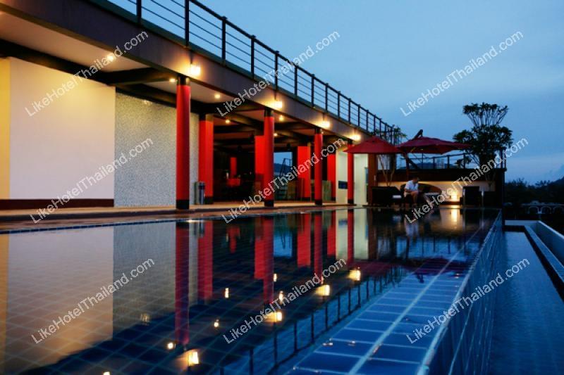 โรงแรม 7 คิวเรสซิเดนท์ ป่าตอง ภูเก็ต