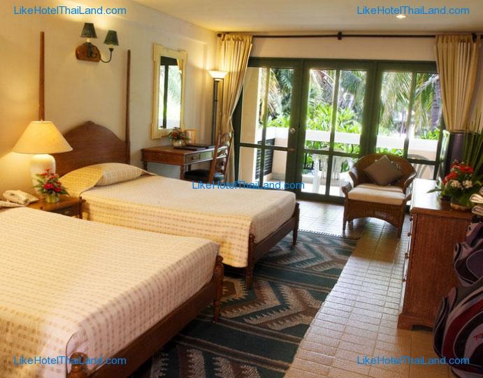 รูปของโรงแรม โรงแรม เลค วิว รีสอร์ท แอนด์ กอล์ฟ คลับ ชะอำ